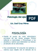 Fisiologia Del Esfuerzo y El Deporte