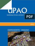 2. Expediente Urbano