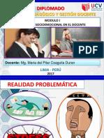 LECTURA 1 Realidad docente