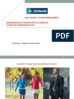 Logística Integrada e Supply Chain Management