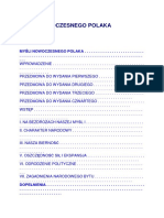 Myśl Nowoczesnego Polaka Dmowski. PDF