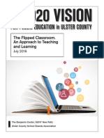 P.brief 2020Vision-Flipped Classroom