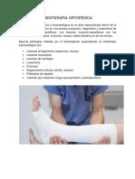 Fisioterapia Ortopedica Tema 5