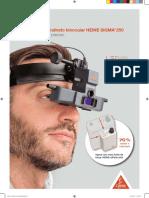 SIGMA250 Headband Port.