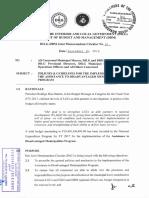 Dilg Dbm Adm Jmc No. 1