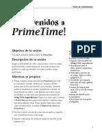 PrimeTime 1 Semanas 1-5