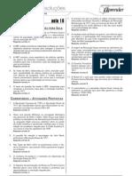 História - Caderno de Resoluções - Apostila Volume 4 - Pré-Universitário - hist1 aula16