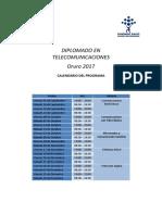 Diplomado en Telecomunicaciones