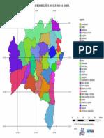 Microrregioes Do Estado Da Bahia