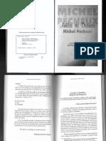 PECHEUX leitura e memória, projeto de pesquisa