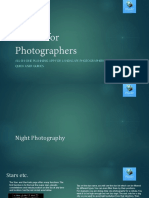 06.PlanIt User Guide Night Photography