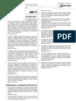 História - Caderno de Resoluções - Apostila Volume 4 - Pré-Universitário - hist2 aula17