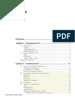 Indice Argomenti Svolti 2013 14