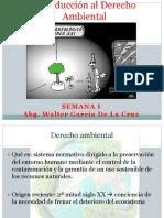 Derecho Ambiental Introducción