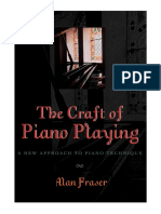 The Craft of Piano Playing