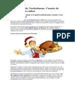 El Cocinero de Nochebuena y Otros