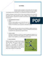 El Fútbol Resumen