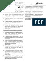 História - Caderno de Resoluções - Apostila Volume 4 - Pré-Universitário - hist3 aula19