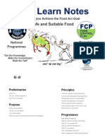 Food Hygiene Practice
