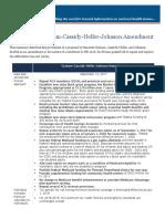 Summary of Graham Cassidy Heller Johnson Amendment
