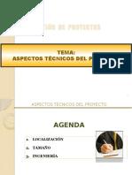 3.- ASPECTOS TECNICOS