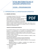 Herramientas Matematicas IV - Modulo 1
