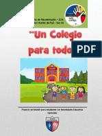 Proyecto de Inclusion