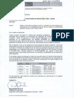 Carta Parametros OEFA 2015
