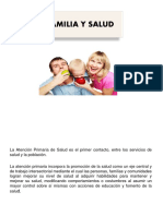 Familia y Salud