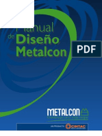 Manual de Diseño Metalcon