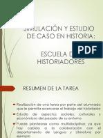 Escuela de Historiadores