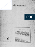 Revista de Cinema n. 06 1954