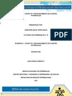 Evidencia-1 Contacto y Reconocimiento
