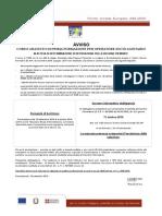 14 5652 Oss Manifesto Bando 2016 2017 Domodossola