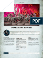 Aos Warscroll Drakespawn Knights It