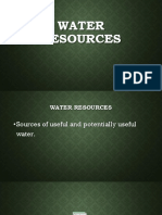 WATER RESOURCES.pptx