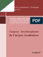 Ciencias de La Ingenieria y Tecnologia Handbook T-II