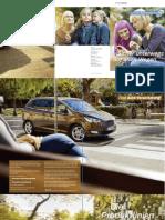 Broschuere Ford Auto Versicherung