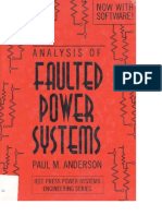 Analysis of Faulted Power Systems - IEEE Paul Anderson