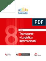 Guia 08 Transporte Logistica Internacional 2014 Keyword Principal