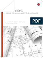 Smart Home Recommended Wiring Guidelines Eng Press