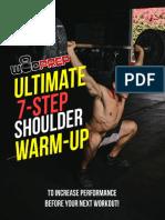 WODprep's Ultimate 7-Step Shoulder Warm Up