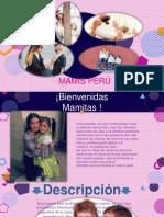Proyecto Web Mamás Perú