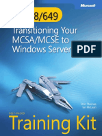 Microsoft.press.transitioning.your.MCSA.mcse.to.windows.server.2008.Mar.2009.eBook LiB
