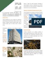 Las Obras Más Destacadas Del Arquitecto Guatemalteco Carlos Haeussler