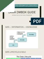 #1 DMBOK - Functional Review