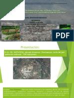 Proyecto Mejoramiento de La Plaza