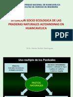 SITUACION SOCIO ECOLOGICA  DE LAS PRADERAS NATURALES.ppt