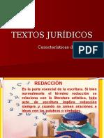TEXTOS JURÍDICOS.ppt