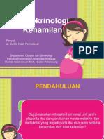 Endokrinologi Kehamilan SLT